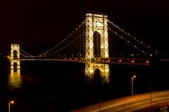 Puente de George Washington Fotos de archivo