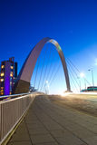 Puente de Glasgow Fotos de archivo libres de regalías