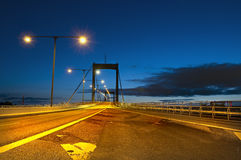 Puente de Gothenburg Fotos de archivo