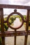 Puente de Green River Foto de archivo