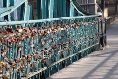 Puente de Groszowy sobre wka del ³ del ynà del 'de MÅ fotos de archivo libres de regalías