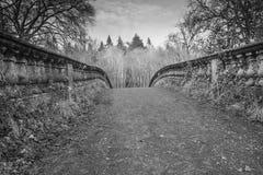 Puente de hadas Fotos de archivo libres de regalías