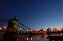 Puente de Hammersmith Fotografía de archivo