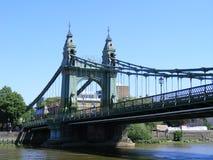 Puente de Hammersmith Imágenes de archivo libres de regalías