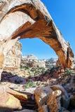 Puente de Hickman Imagenes de archivo