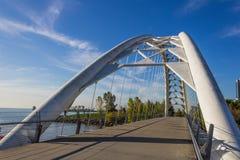 Puente de Humber Toronto Foto de archivo
