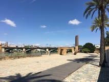 Puente de Isabel II Ponte Foto de Stock Royalty Free