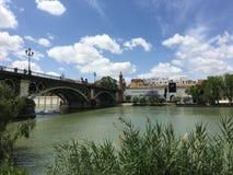 Puente de Isabellfarbe II Bridge Stockfotos