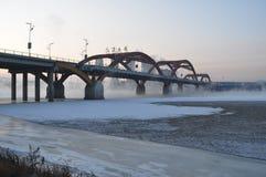 Puente de Jiangwan Fotografía de archivo libre de regalías