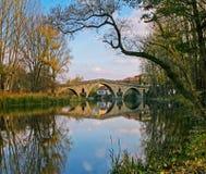Puente de Kadin, Bulgaria Foto de archivo libre de regalías
