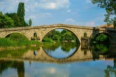 Puente de Kadin, Bulgaria Imagen de archivo libre de regalías