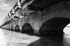 Puente de Key West imagen de archivo