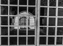 Puente de Khaju, Irán, imagen de archivo libre de regalías