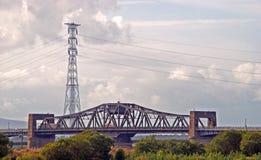Puente de Kincardine Imagen de archivo libre de regalías