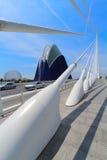 Puente de l'Assut Bridge Images stock