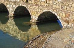 puente de la Arco-piedra Imagenes de archivo