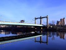 Puente de la avenida de Henneapin Imágenes de archivo libres de regalías
