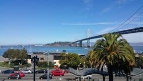Puente de la bahía imagenes de archivo