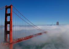 Puente de la bahía Imagen de archivo libre de regalías