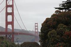 Puente de la bahía del fancisco de San fotos de archivo libres de regalías