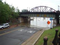 Puente de la calle de Beale Imágenes de archivo libres de regalías