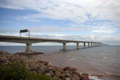 Puente de la confederación Foto de archivo libre de regalías