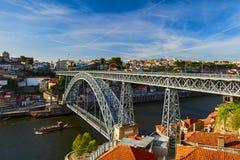 Puente de la D Fotografía de archivo