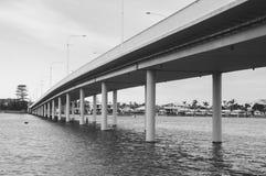Puente de la entrada foto de archivo libre de regalías