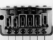 Puente de la guitarra fotos de archivo