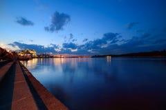 Puente de La Habana en Kiev fotos de archivo libres de regalías