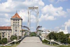 Puente de la independencia Fotos de archivo libres de regalías