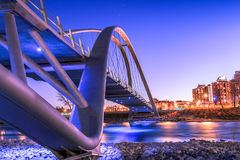 Puente de la isla del ` s de St Patrick Imagen de archivo