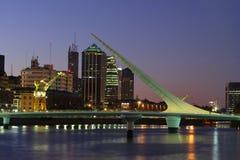 Puente de la Mujer Royalty Free Stock Photos
