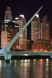 Puente de la Mujer Stock Photos