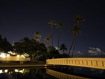 Puente de la noche imagen de archivo libre de regalías