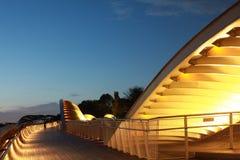Puente de la onda de Henderson Fotos de archivo libres de regalías