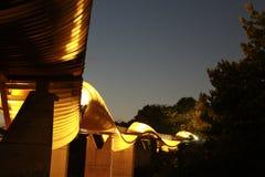 Puente de la onda de Henderson Foto de archivo libre de regalías