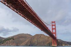 Puente de la puerta de Gloden Fotos de archivo