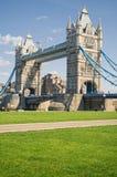 Puente de la torre Fotos de archivo
