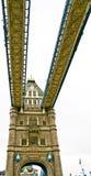 Puente de la torre Imagen de archivo libre de regalías
