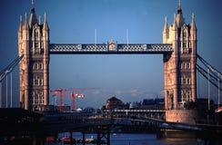 Puente de la torre Imagenes de archivo