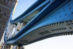 Puente de la torre Fotografía de archivo libre de regalías