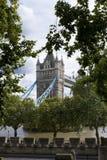 Puente de la torre de Londres Imágenes de archivo libres de regalías