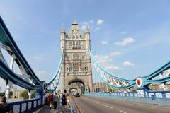 Puente de la torre, Londres Fotografía de archivo libre de regalías