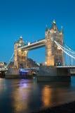Puente de la torre, Londres, Inglaterra Fotografía de archivo