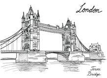 Puente de la torre, Londres, Inglaterra, Reino Unido. libre illustration