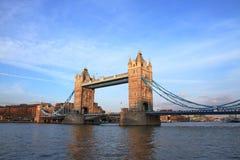 Puente de la torre - Londres - Reino Unido Fotografía de archivo libre de regalías