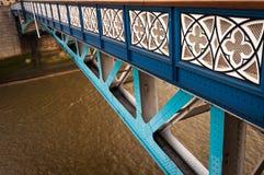 Puente de la torre, parapeto Londres, Reino Unido Fotografía de archivo libre de regalías