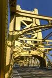 Puente de la torre, Sacramento, California Imagen de archivo