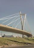 Puente de las Americas in Uruguay Stock Image